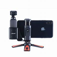 Ulanzi Mini Smartphone Tripod Portable Phone by Ulanzi Mini Smartphone Tripod Portable Phone Mount Clip