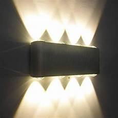 kaleep led 8w modern design wand wandleuchte wandle wa