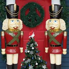 Sales Of Decorations by Heinimex Sized Nutcracker Pair 6ft