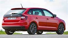 Skoda Rapid Spaceback 2018 1 0 Tsi 110 Ps Test