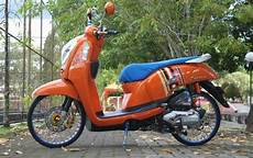 Variasi Motor Scoopy 2019 by 2019 Modifikasi Motor Matic Paling Keren Terbaru Di Indonesia
