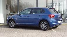 volkswagen new 2018 polo highline reef blue metallic 16