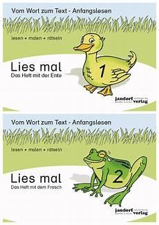 lies mal 8 lies mal hefte 1 und 2 paket jandorfverlag