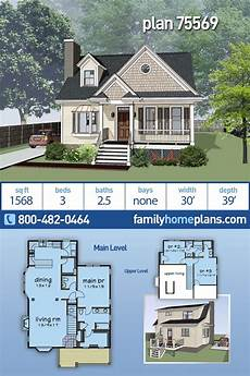 traditional neighborhood design house plans cottage style house plan 75569 with 3 bed 3 bath in 2020