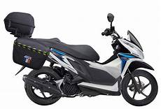 Variasi Motor Pcx by Modif Vario 125 Cbs Untuk Touring Model Pcx Fushion