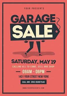 design garage garagen als 12 garage sale flyer templates printable psd ai