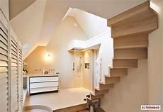 Garage Dachboden Ausbauen by Wie Kann Ich Ein Bad Im Dachgeschoss Einrichten