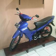 Modifikasi Jupiter Z 2004 by Yamaha Jupiter Z 2004 Bergaya Runner