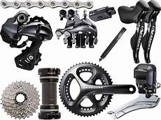 shimano di2 ultegra 6870 internal fit 11 speed groupset road groupsets ribble cycles