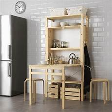 Ikea Küchen Inspiration - new to ikea the cool foldable table every small kitchen needs