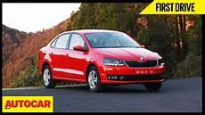Skoda Rapid 1 5 Tdi Dsg Drive Autocar India