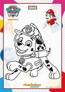 Paw Patrol Marshall Malvorlagen Paw Patrol Ausmalbilder Marshall Dalmatiner Paw Patrol