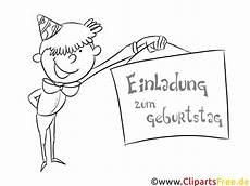 Ausmalbilder Geburtstag Einladung Einladung Malvorlage Zum Geburtstag
