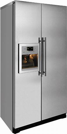 european side by side caple refrigerator true european counter depth fridge