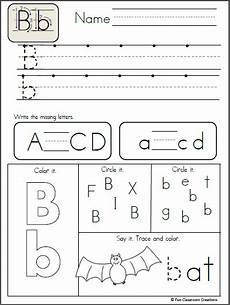 animal alphabet letter writing practice preschool