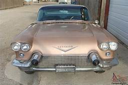 1958 CADILLAC ELDORADO BROUGHAM 632 1 OF 2 COPPER CARS