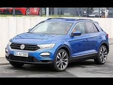 2018 Volkswagen T Roc R Line Review