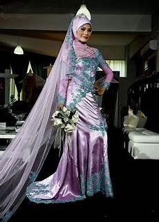 Baju Pengantin Muslim Tutorial