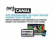 my canal mycanal sur tous vos 233 crans canal afrique