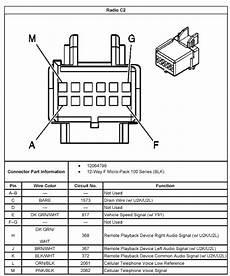 2003 Silverado Stereo Wiring Diagram