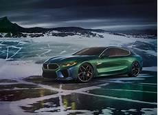 Look Bmw Concept M8 Gran Coupe Thedetroitbureau