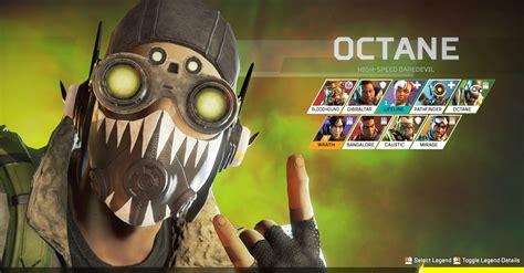 Octane Face Apex