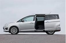 Ford S Max Schiebetüren - ford grand c max im auto bild dauertest autobild de
