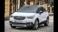 Opel Crossland X Die Preise