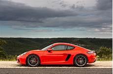 Porsche Cayman 718 - one week with 2017 porsche 718 cayman automobile magazine