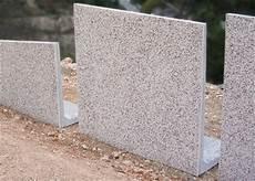 elements prefabriques pour mur de soutenement murs a