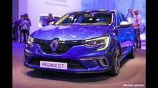 Pr 233 Sentation Nouvelle Renault Megane 4 Gt Planete Gt