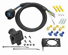 7 way wiring harness tow ready 20224 7 way trailer wiring harness connector ebay