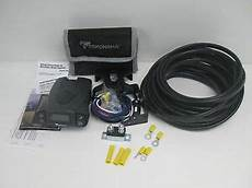 trailer wiring kit with electric brakes electric trailer brake controller tekonsha p3 heavy duty wiring kit new ebay