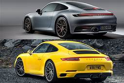 Spot The Difference Porsche 911 New And Old Compared