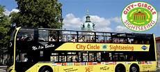 City Sightseeing Berlin - berlin city circle yellow sightseeing berlin city pass