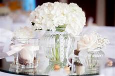 tischdeko mit hortensien original mobel inspirationen und auch elegante