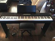 Digital Piano With Bench Casio Cdp 200r East