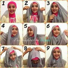 Cara Memakai Jilbab Syar I Modis Cara Memakai Jilbab