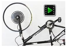 26 inch 36v 750w front hub motor electric bike conversion kit
