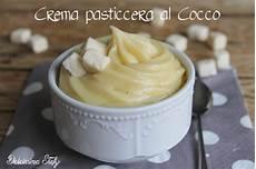 crema pasticcera con farina di cocco crema pasticcera al cocco ricetta dolcissima stefy