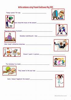 writing sentences using pictures worksheets 22240 write sentences using may2015 esl worksheets for distance learning and physical