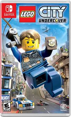 Lego City Undercover Malvorlagen Lego City Undercover Nintendo Switch 1000639089 Best Buy