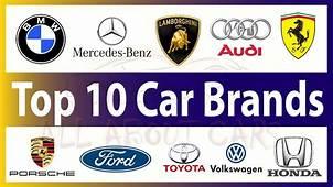Top Brands Of Cars  British Automotive