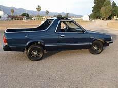 auto air conditioning repair 1986 subaru leone interior lighting 1986 subaru brat runs well excellent body paint and interior cold ac for sale photos