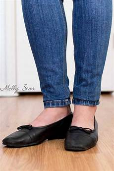 Melly Overall how to hem melly sews