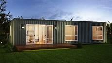 peut on vivre dans une maison container space news