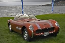 1954 Pontiac Bonneville Special Motorama Image Photo 32 Of 52
