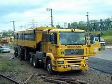 Hi Rail Side Dump Truck  MOW / HyRail Vehicles