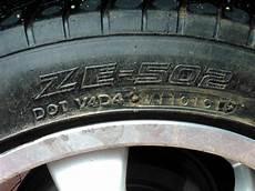 Wie Alt Sind Meine Reifen Bilder Sind Auch Dabei Kann