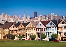 San Francisco S Iconic Painted Gets A Facelift